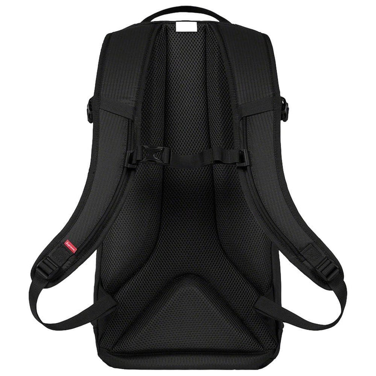 SUPREME BACKPACK SS21-BLACK