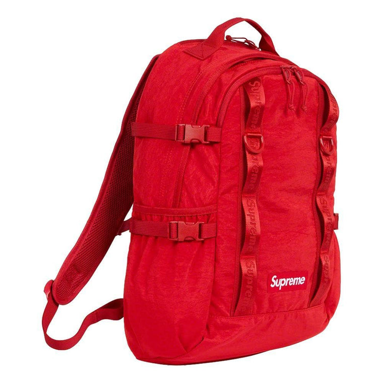 SUPREME BACKPACK-RED