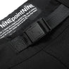 NINE POINT NINE BELT SHORT -BLACK