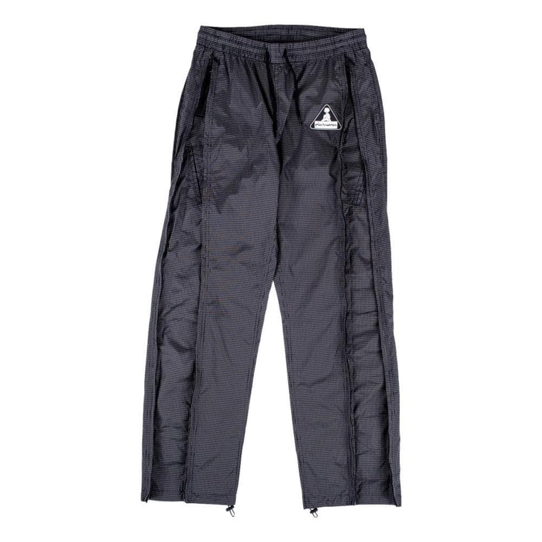 PLEASURES BRICK TECH TRACK PANT -BLACK