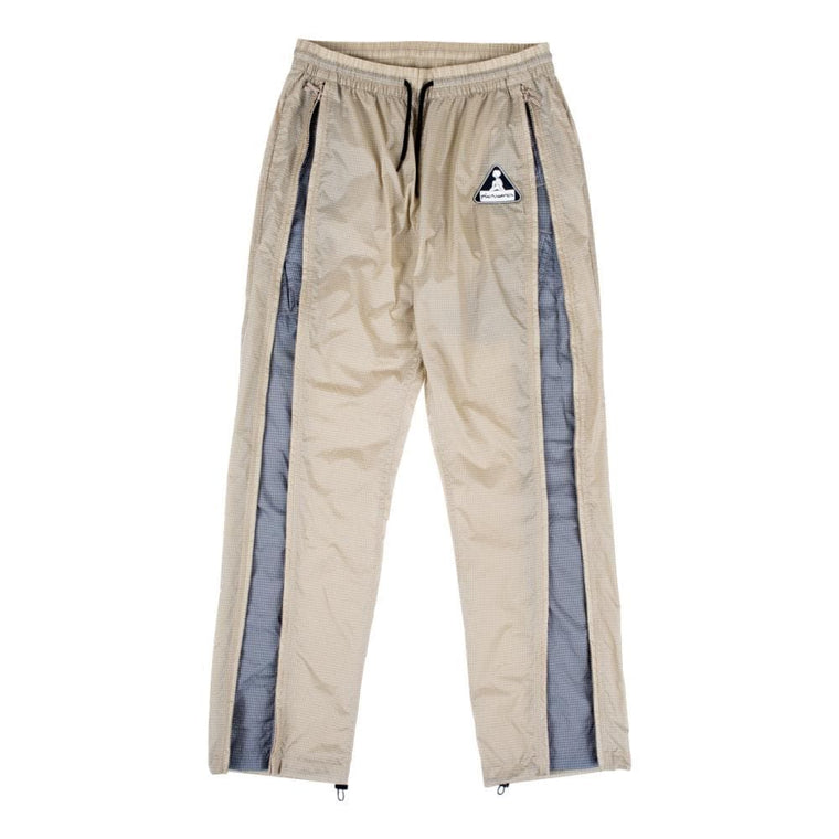 PLEASURES BRICK TECH TRACK PANT -KHAKI