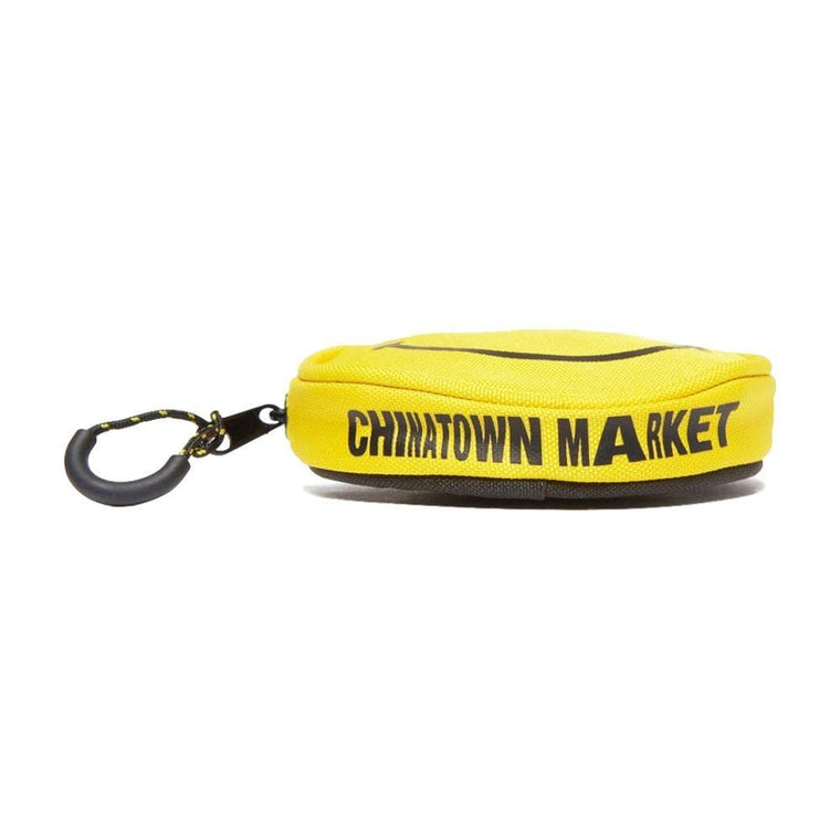 CHINA TOWN MARKET SMILEY CLIP BAG-YELLOW