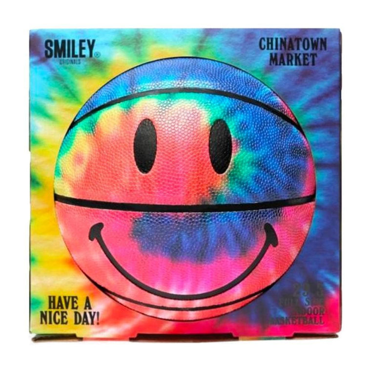 CHINA TOWN MARKET SMILEY TIE DYE  BASKETBALL-TIE DYE