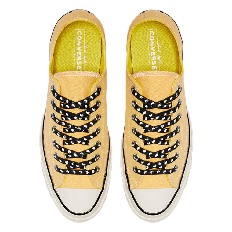 CONVERSE CHUCK 70 OX BUTTER YELLOW -YELLOW