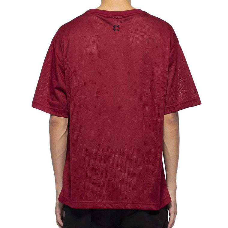 CLOT TEE COLORBLOCK SS TEE -RED
