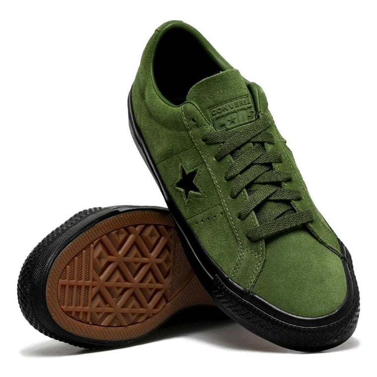 CONVERSE ONE STAR PRO -OLIVE