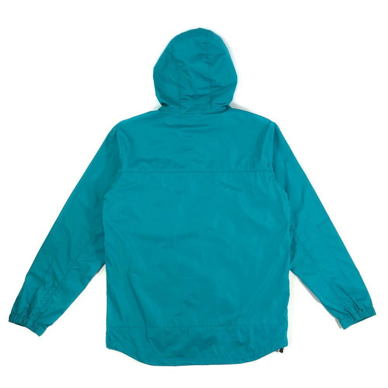 40'S AND SHORTIES CORE WINDBREAKER -TEAL