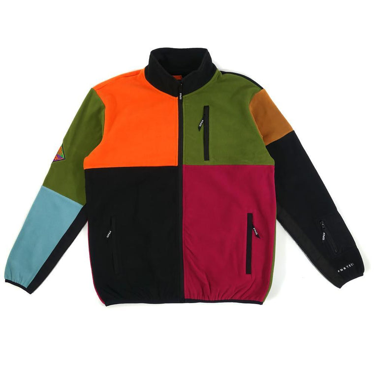 40'S AND SHORTIES CROSSOVER JACKET -MULTI