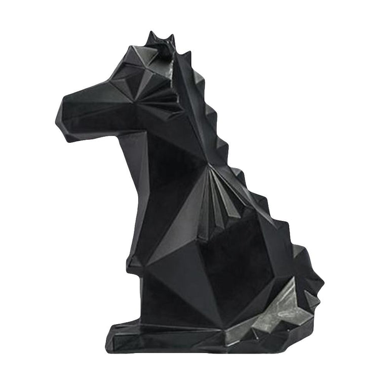 pyropet PYROPET DREKI CANDLE -BLACK