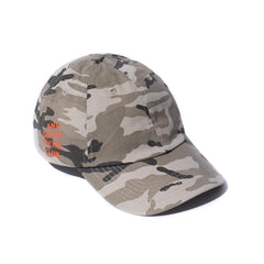 AntiSocialSocialClub 50 DEGREES TAN CAMO CAP -TAM CAMO