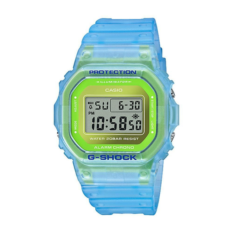 CASIO G-SHOCK X DW-5600LS-2 -LIGHT BLUE