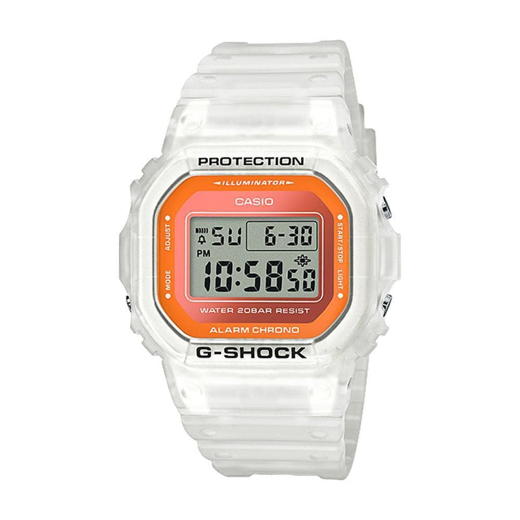 CASIO G-SHOCK X DW-5600LS-7 -WHITE