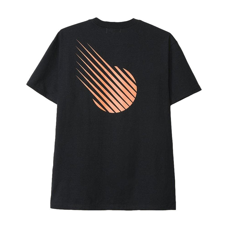 Rokit FLUX TEE -BLACK