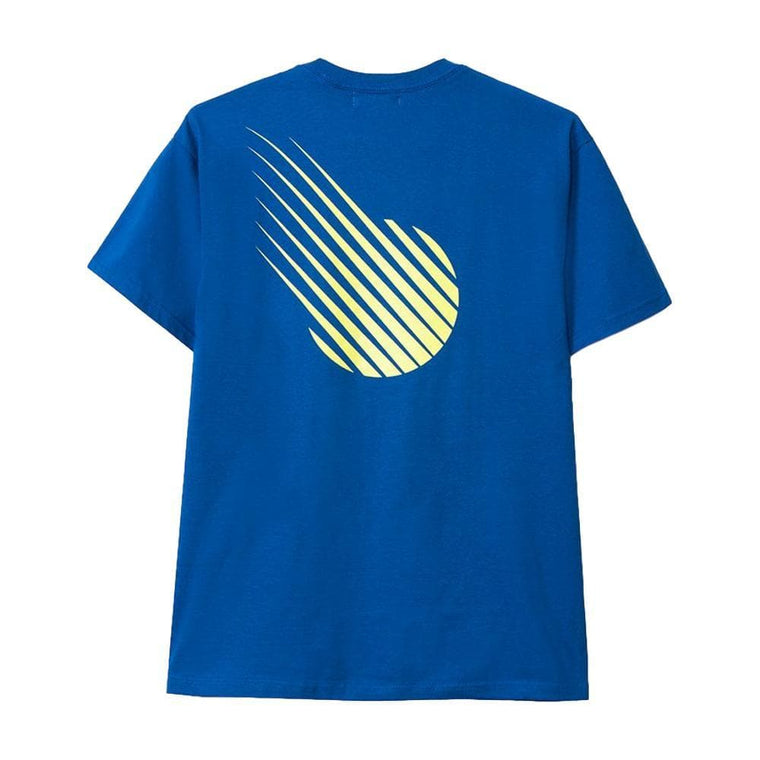 Rokit FLUX TEE -BLUE