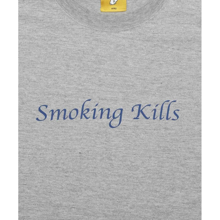 #FR2 SMOKERS TEE-GREY