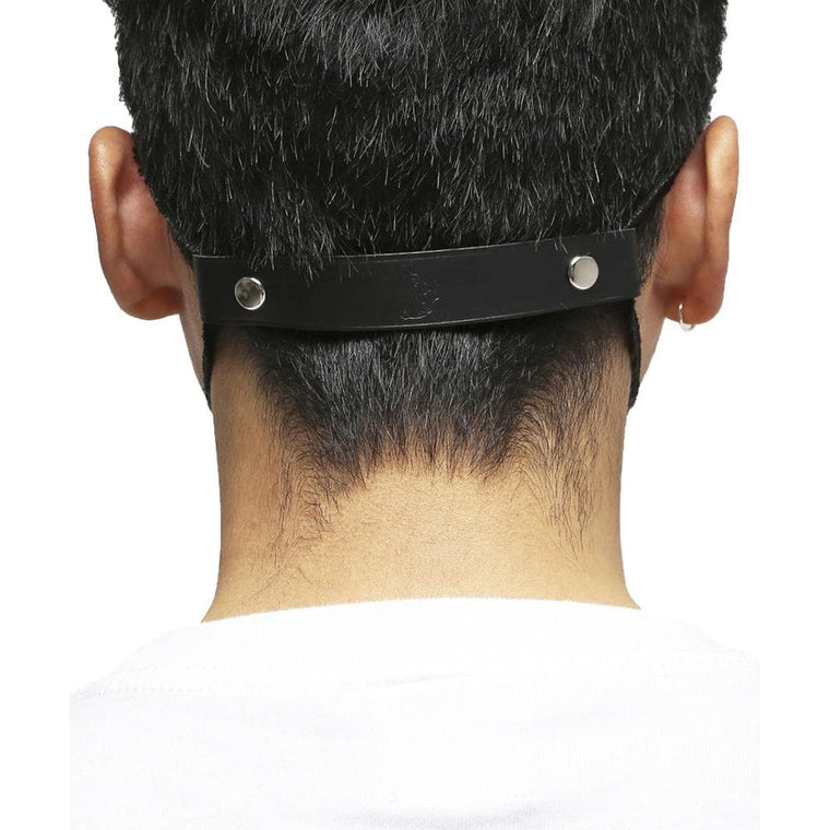 #FR2 ICON MASK STRAP-BLACK