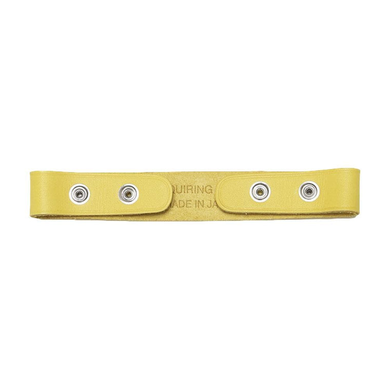#FR2 ICON MASK STRAP-YELLOW