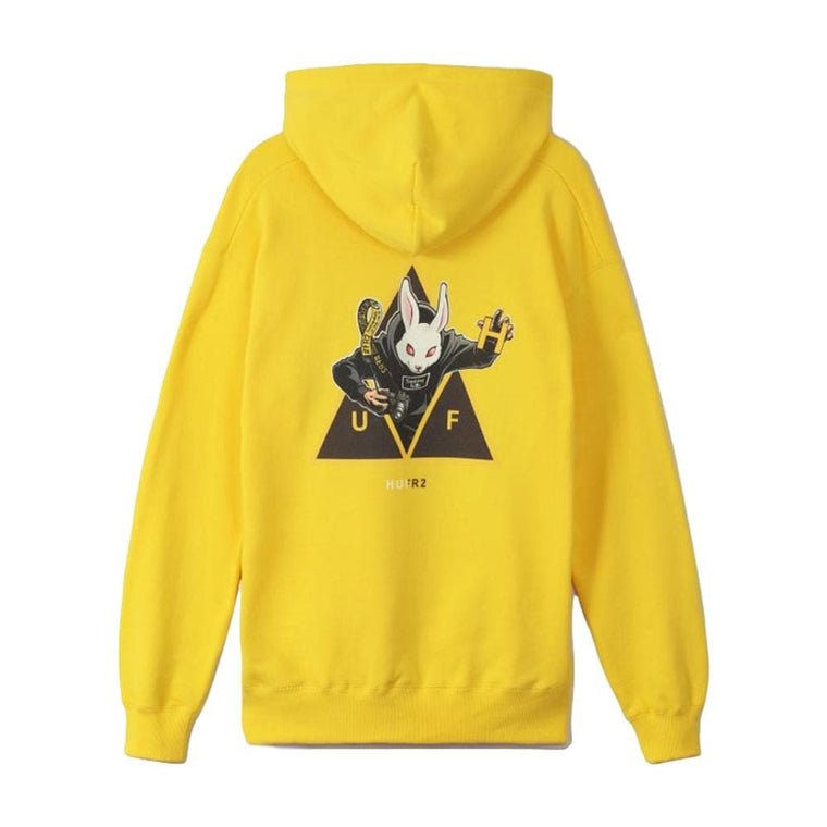 FUCKING RABBIT FR2 X HUF MOON CHASER HO-YELLOW