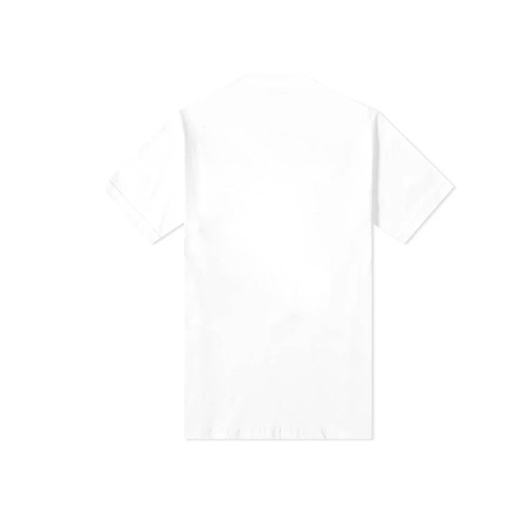 PLEASURES GLOBAL T-SHIRT -WHITE