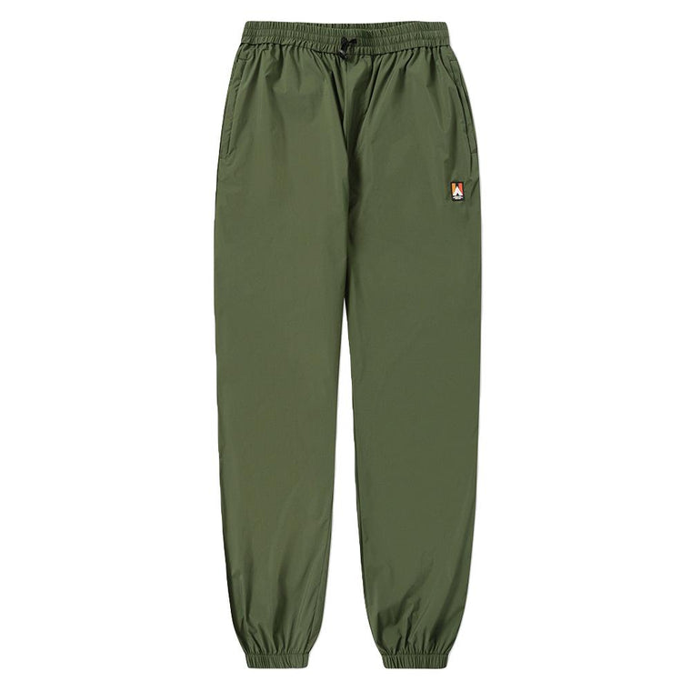 WOOD WOOD HAMPUS TROUSERS -OLIVE