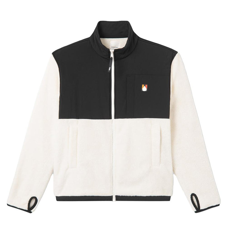 WOOD WOOD HANNES JACKET -WHITE
