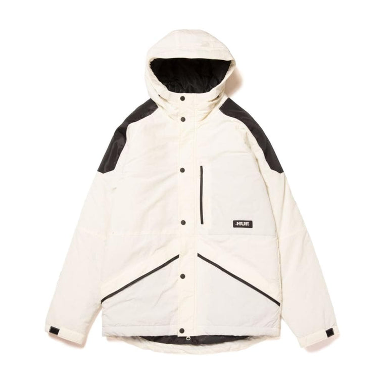HUF HORIZON TRAIL JACKET-CREAM