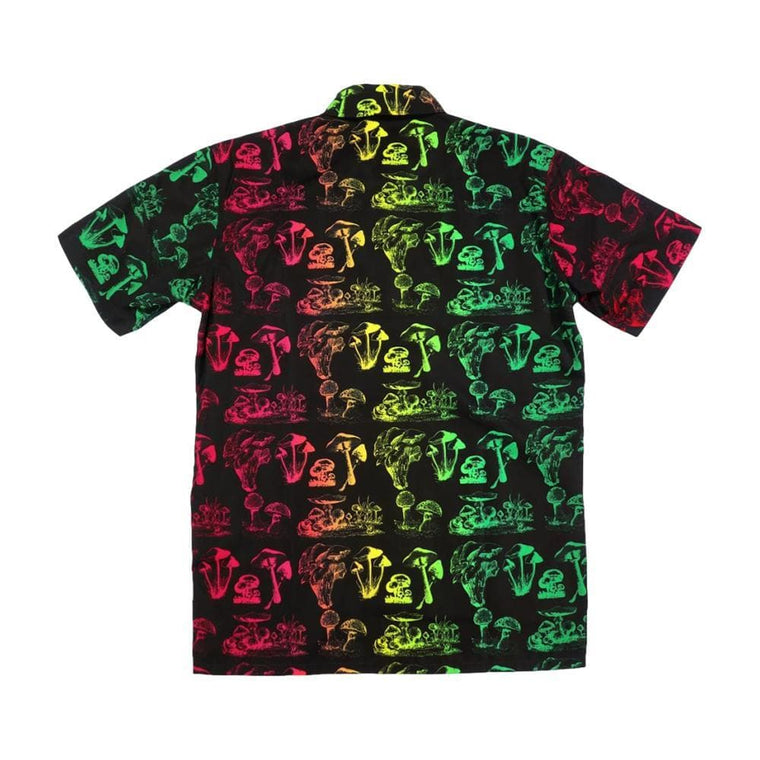 40'S AND SHORTIES HIPPY HILL SHIRT -MULTI