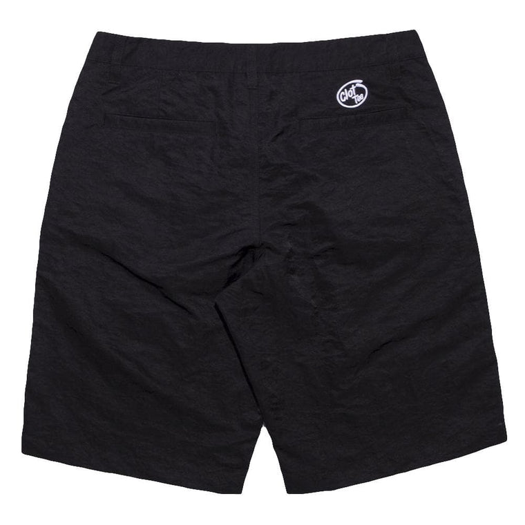CLOT TEE INTEL SHORTS -BLACK
