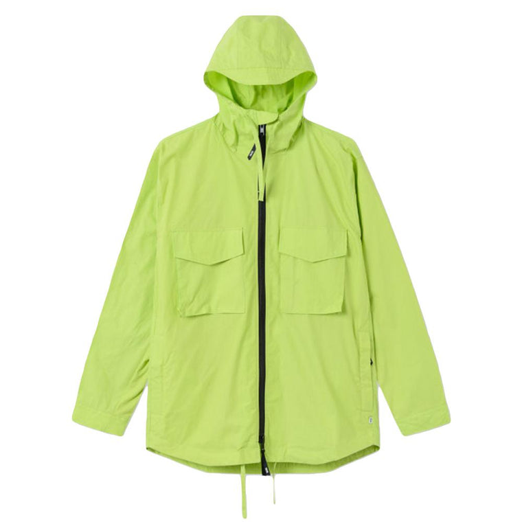 WOOD WOOD KONRAD JACKET -GREEN