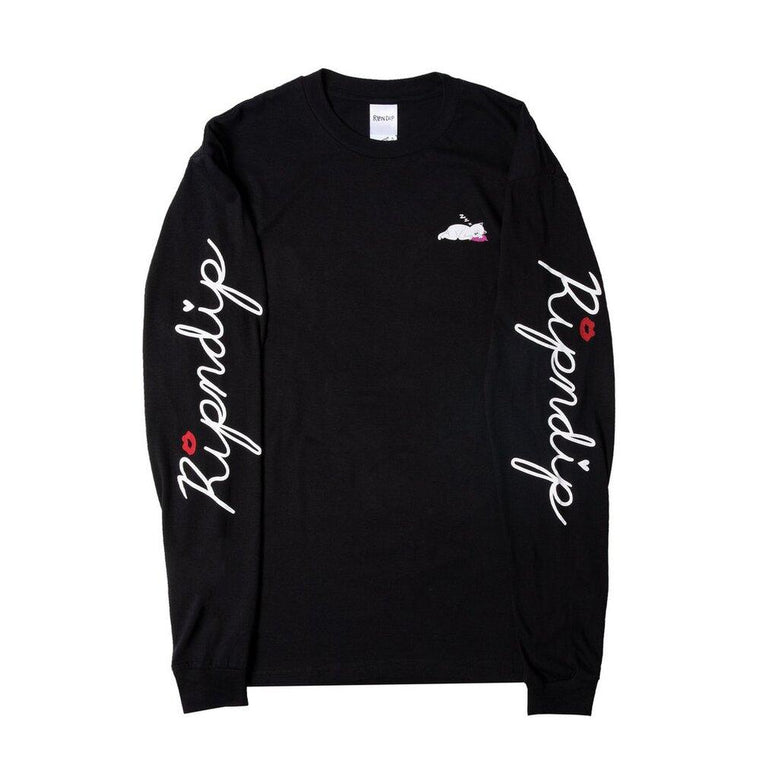 RipNDip LADIES MAN LS -BLACK