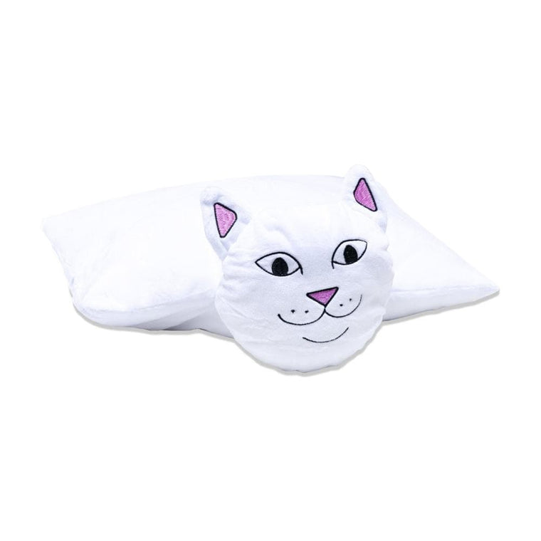 RipNDip LORD NERMAL PILLOW PET-WHITE