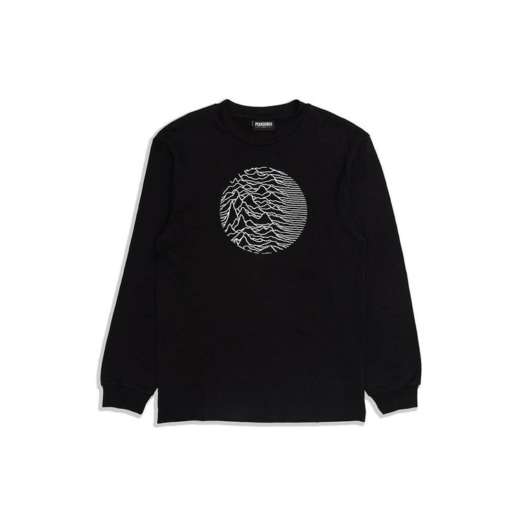 PLEASURES LOST CONTROL PREMIUM L/S -BLACK