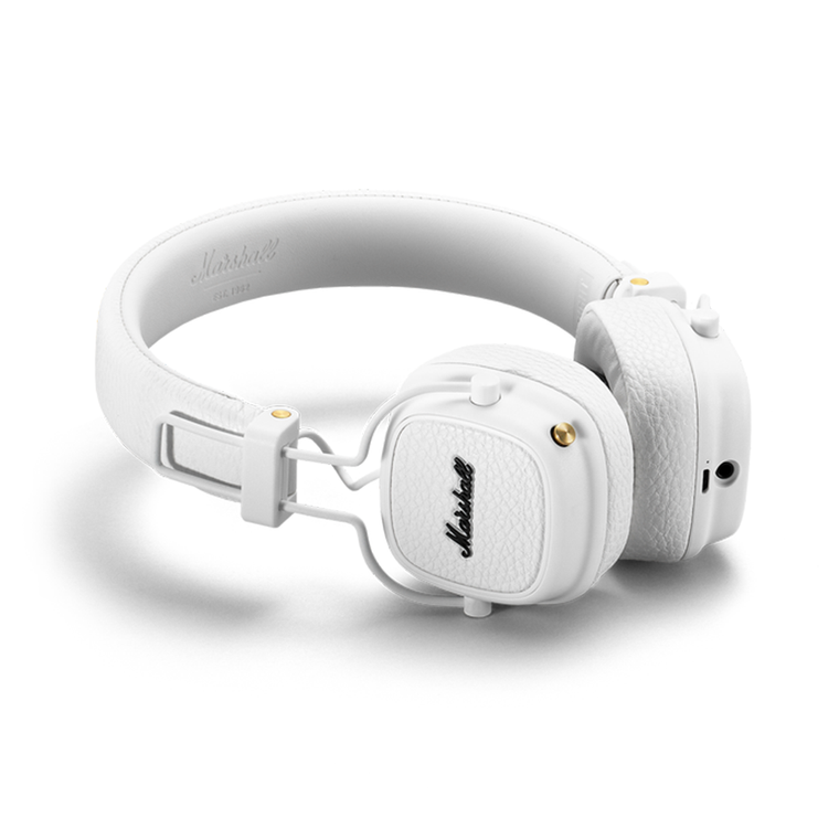 MARSHALL MSH MAJOR III BT HEADPHNE -WHITE