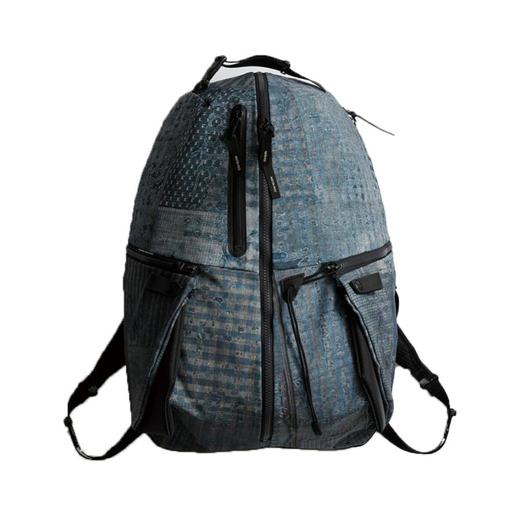 FUNDAMENTAL MSPC BORO BACK PACK -DENIM