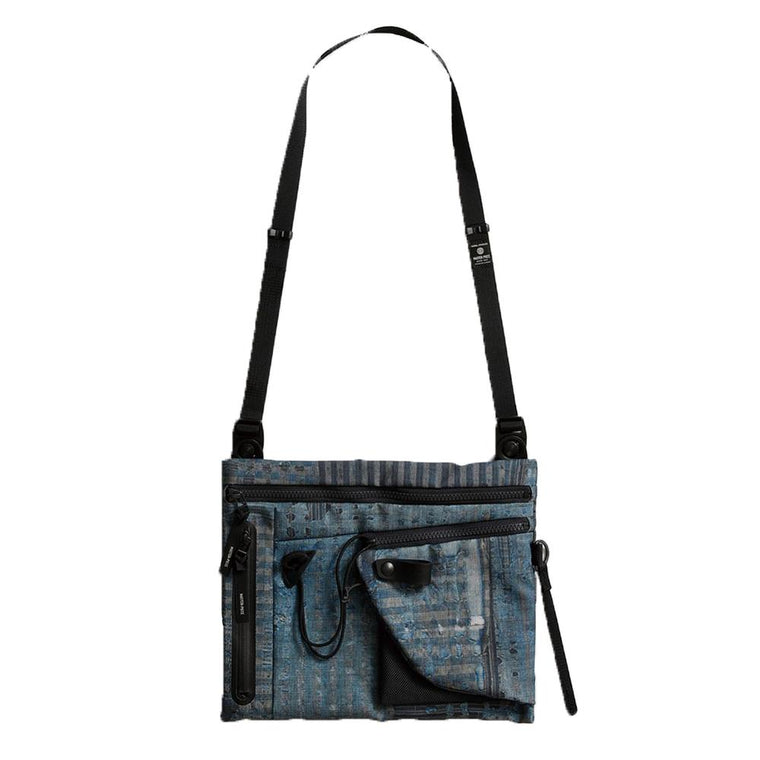 FUNDAMENTAL MSPC BORO SMALL BAG -DENIM