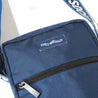 AntiSocialSocialClub ASSC NAVY SIDE BAG -NAVY