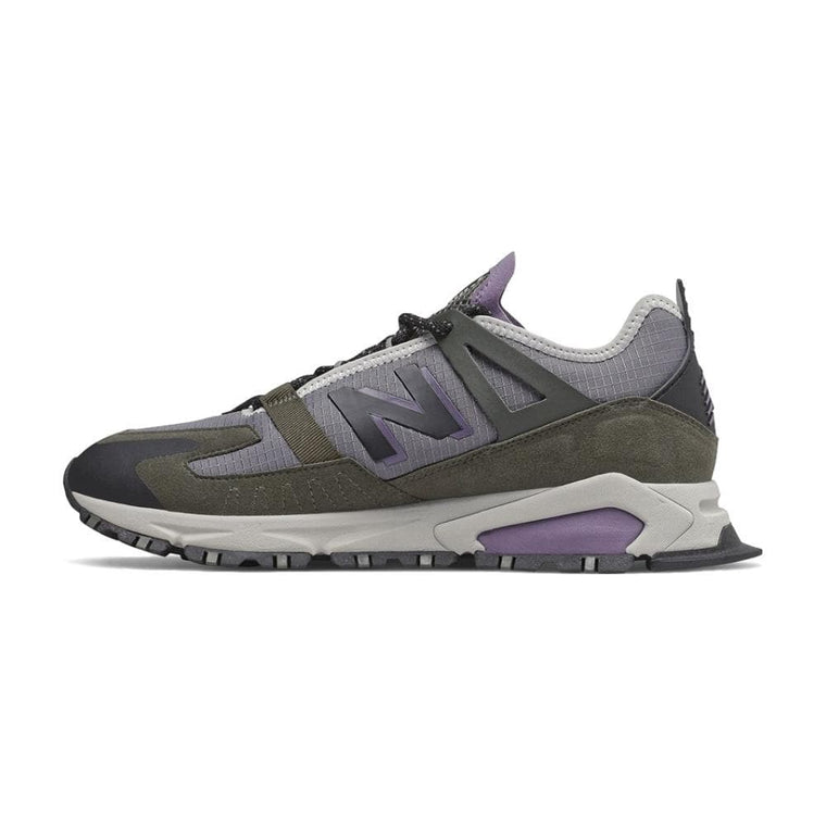 NEW BALANCE X-RACER-GREY