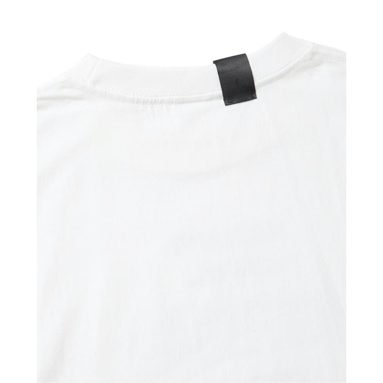 N.HOOLYWOOD FALL2020 TEE-WHITE