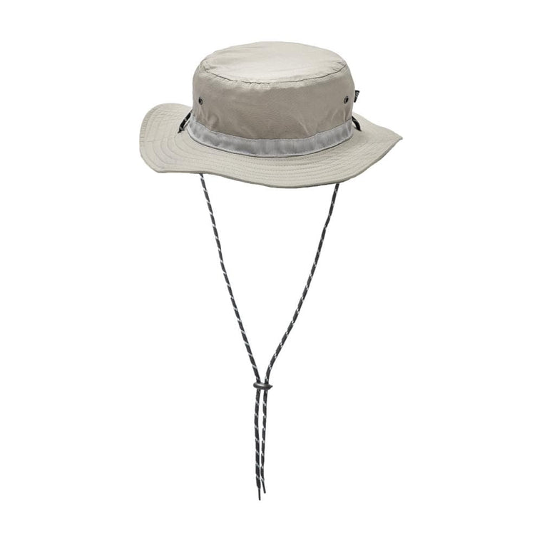 NINE POINT NINE EXPERT BUCKET HAT -KHAKI