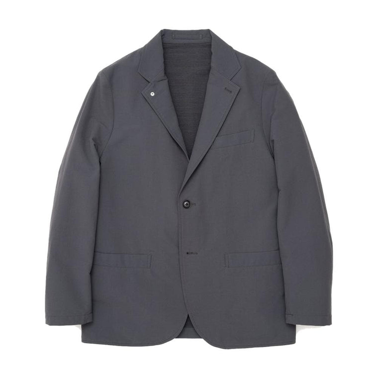Nanamica CLUB JACKET-CHARCOAL