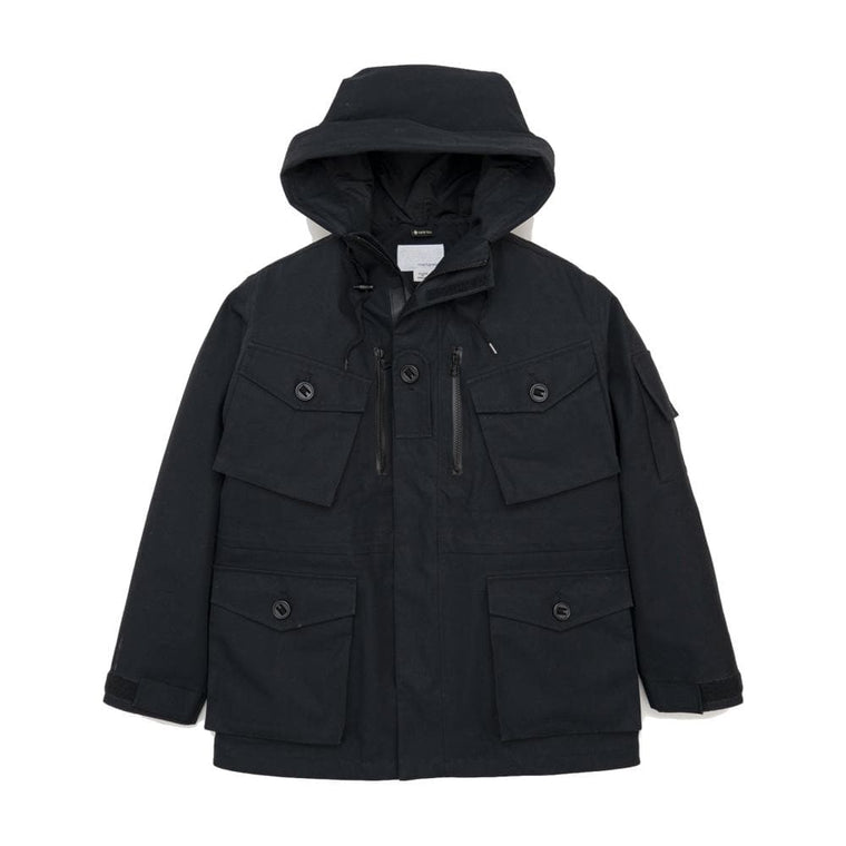 Nanamica GORE-TEX CRUISER JACKET-BLACK