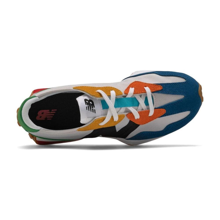 NEW BALANCE 327 PRIMARY BRIGHTS-MULTI