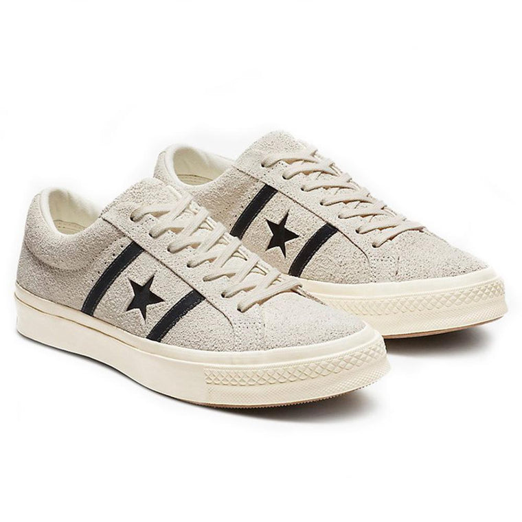 CONVERSE ONE STAR ACADEMY OX -WHITE/BLACK