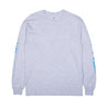 RipNDip OPEN ROADS LS -ASH HEATHER