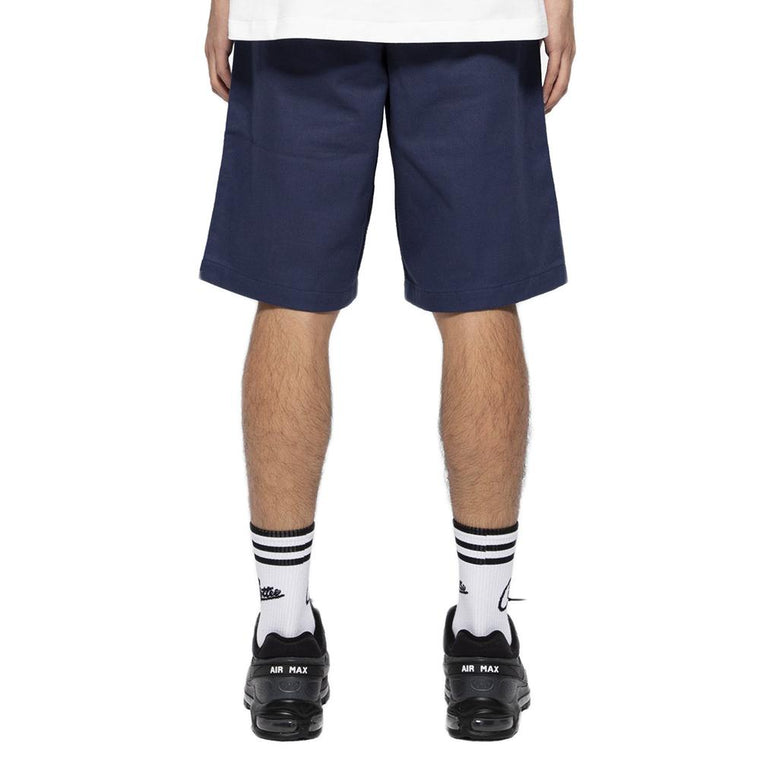 CLOT TEE PATCH CHINO SHORTS -BLUE