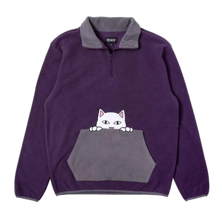 RipNDip PEEKING NERM BRUSHED SW -PURPLE