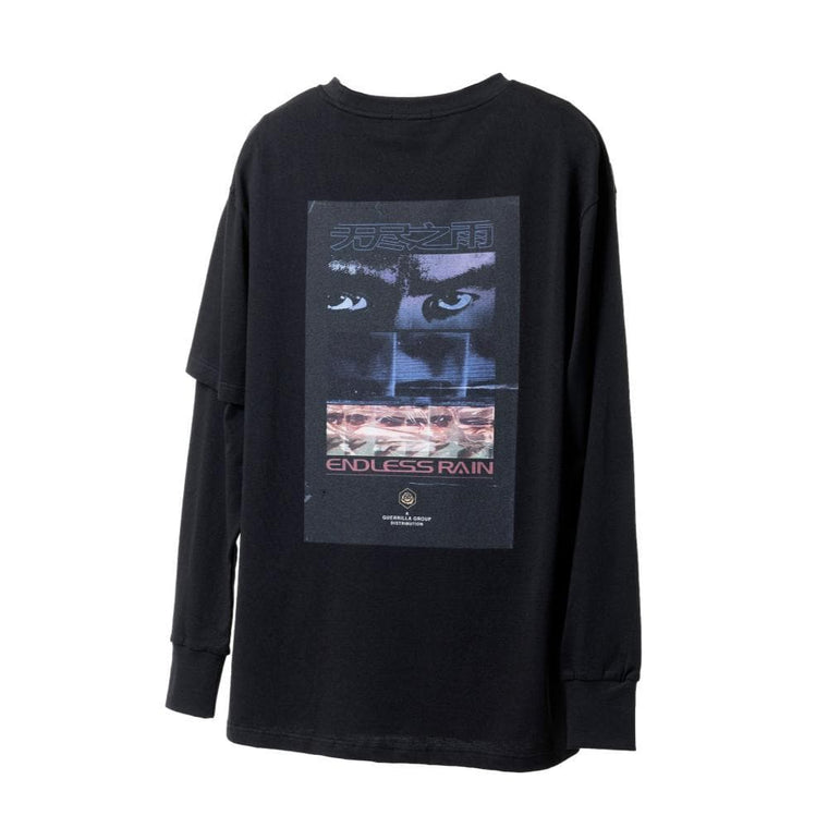 Guerrilla PHANTOM OF NARAKA TEE -BLACK