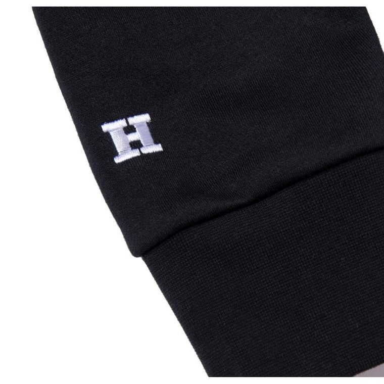 HUF PLAYBOY COLOR BLOCK P/O HOODIE-BLACK
