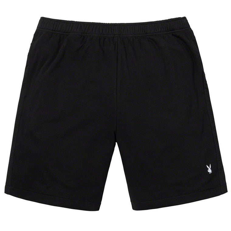 SUPREME PLAYBOY? LEISURE SHORT -BLACK