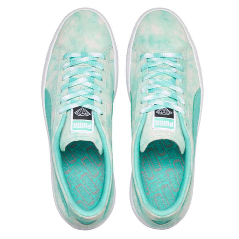 PUMA SUEDE DIAMOND SUPPLY -MINT